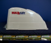 Max Air couvert blanc translucide